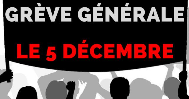 greve-5-decembre-2019