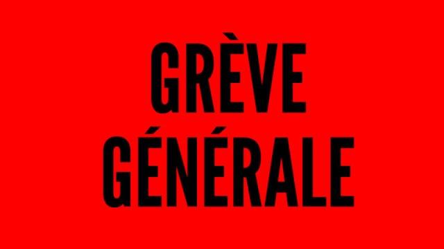 GREVE GENERALE